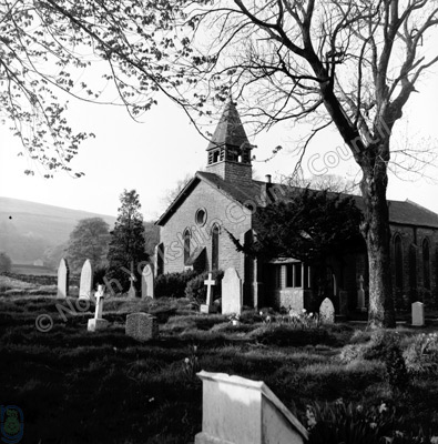 Cowgill Chapel, Dentdale